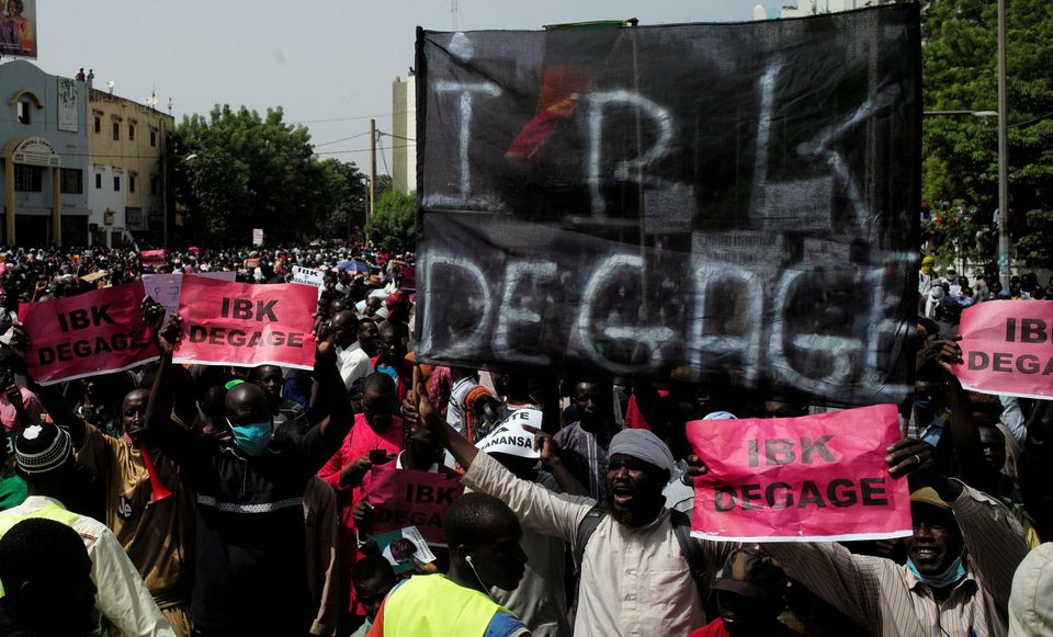 Crise au Mali: une mission de la CEDEAO attendue mercredi à Bamako