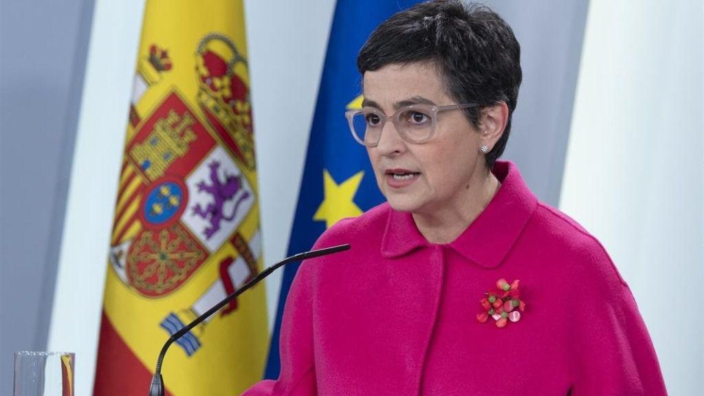 """La position de l'Espagne sur le Sahara, une """"politique d'État"""" (cheffe de la diplomatie espagnole)"""