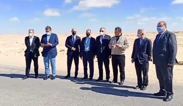 El Guergarat: Les partis politiques saluent la sagesse et la détermination avec lesquelles SM le Roi a géré ce dossier