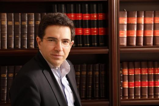 Le Grand Prix de la Francophonie décerné à l'écrivain libanais Alexandre Najjar