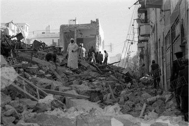 Il y a 61 ans, la terre tremble à Agadir