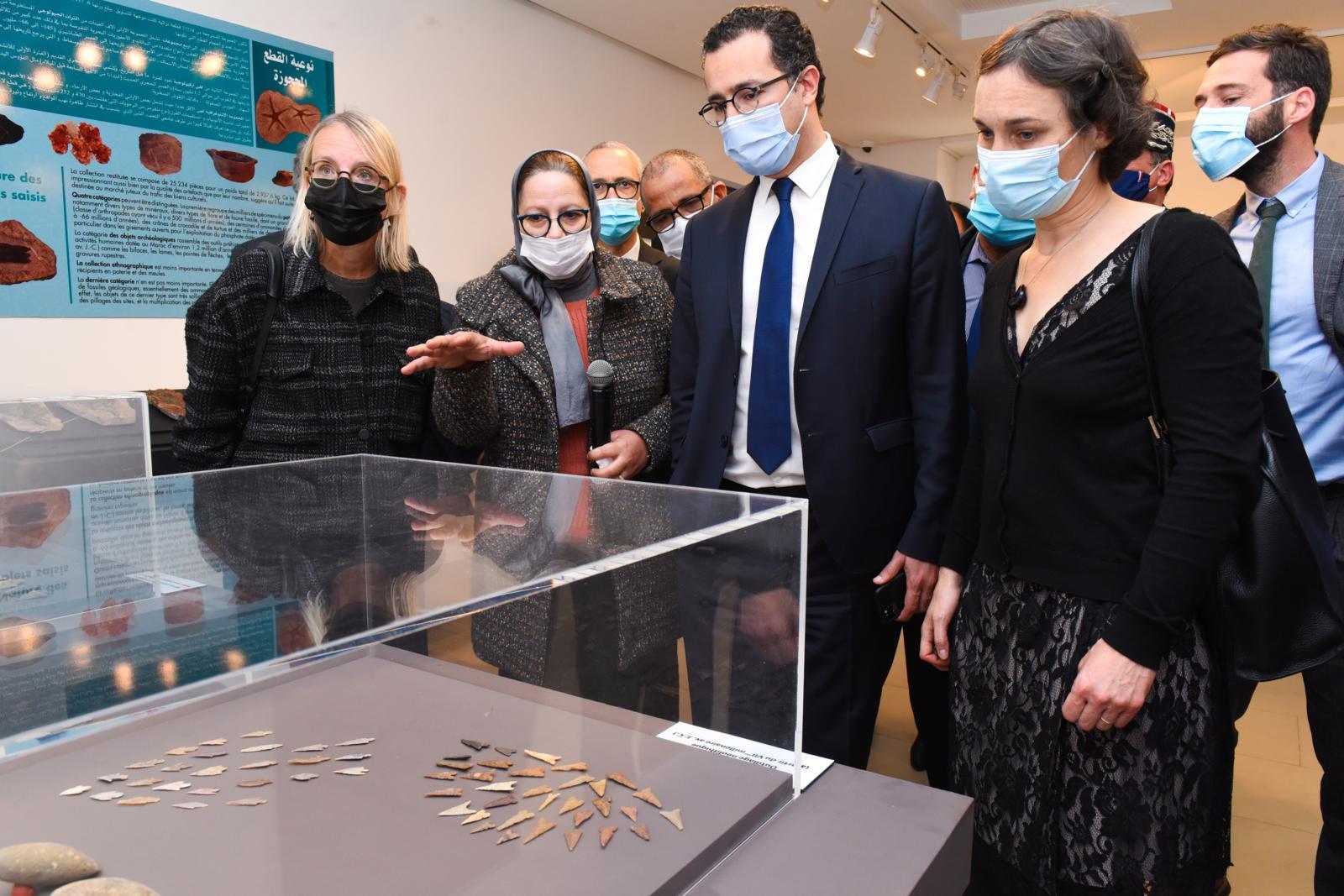 Trafic de pièces archéologiques: arrêter l'hémorragie