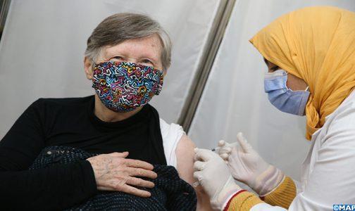 Coronavirus: plus de 4,6 millions de personnes vaccinées