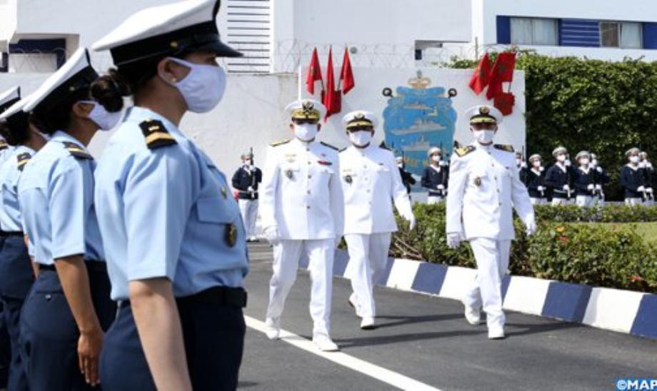 FAR: la Marine Royale toutes voiles dehors