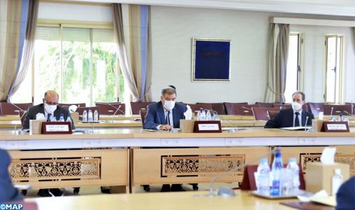 Ministère de l'Intérieur: Installation de la Commission centrale de suivi des élections