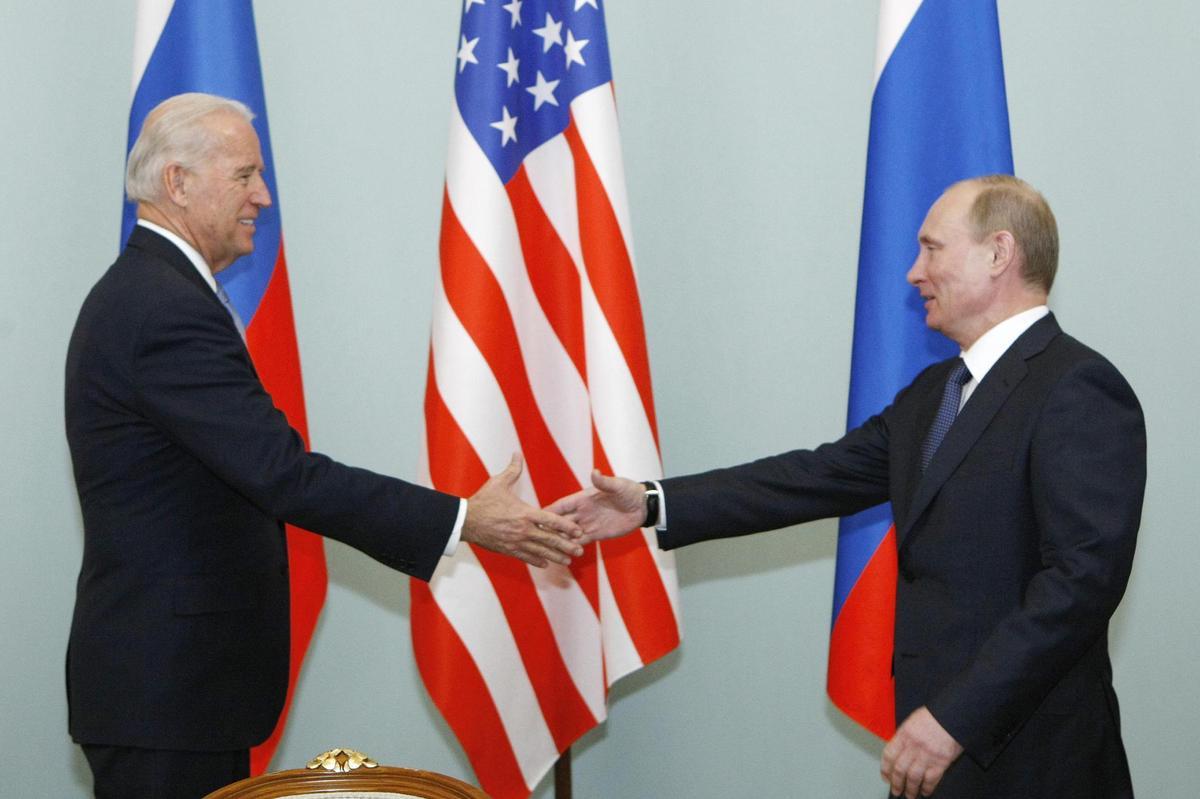 Sommet Biden-Poutine à Genève sur fond de tensions croissantes