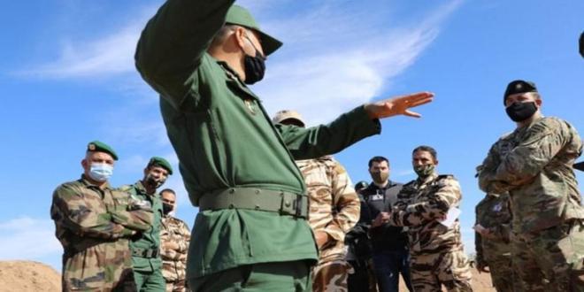 Maroc-USA: Exercices militaires conjoints liés à la prévention des catastrophes
